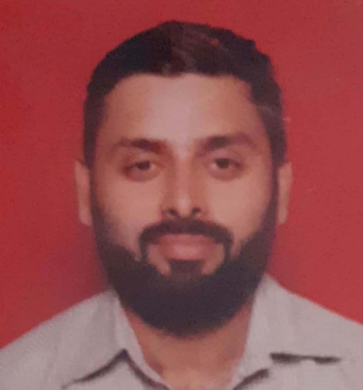 Anurag Bhadoria